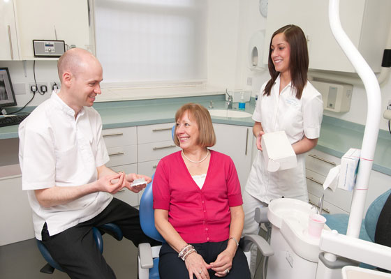 Stirling Dentist Patients